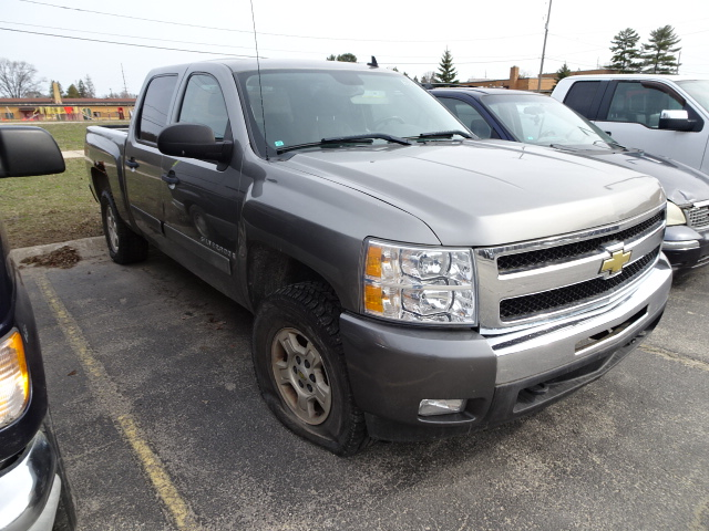 LOT#16 07 CHEVY 1500 (1)
